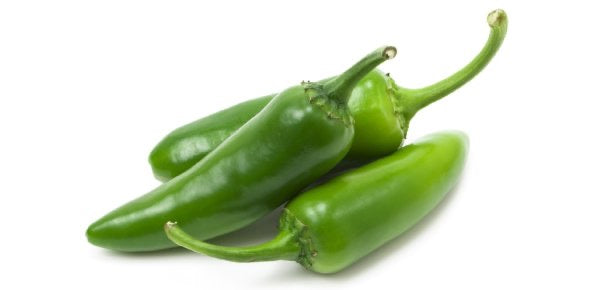 Chillies Jalapeño Green - 100g