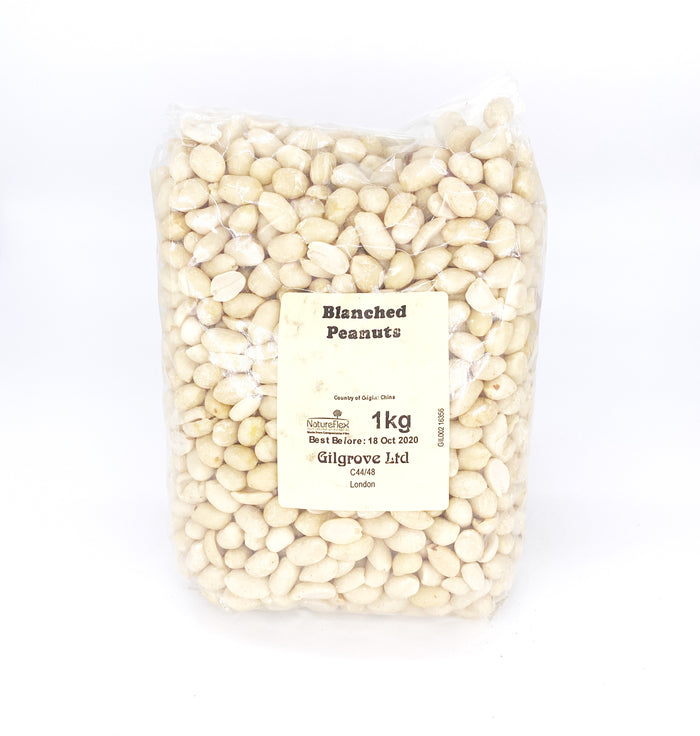 Peanuts - Blanched Whole - kg