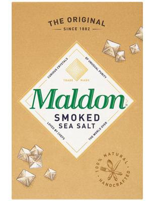 Maldon Sea Salt - Smoked 125g-Watts Farms