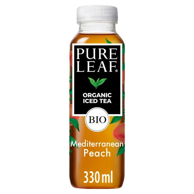 Pure Leaf Iced Tea - Peach - 12*330ml