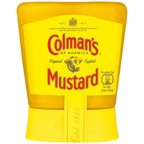 Colman's English Mustard Squeezy - 150g