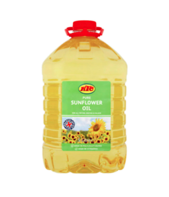 Sunflower Oil - 5ltr