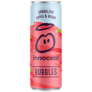 Innocent Bubbles - Apple & Berry - 12*330ml-Watts Farms