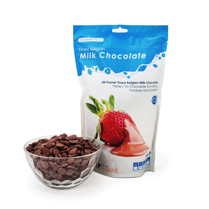 Chocolate Pouch for Home Chocolate Fountain - 900g