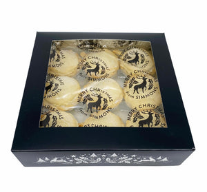 Simmons Bakery Luxury Hand Made Mince Pies Small- Pack of 9