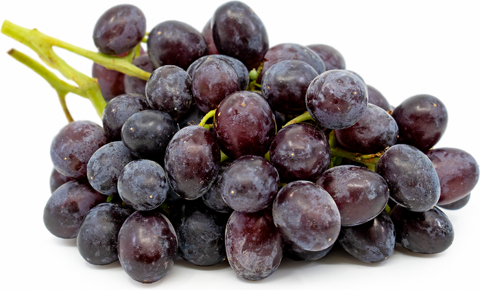Grapes Black/Red Muscat - 500g
