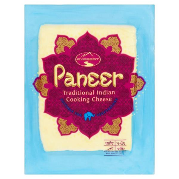 Paneer Traditional Indian Cooking Cheese - 250g