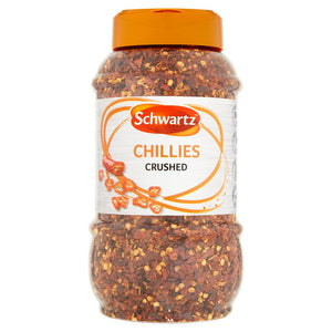 Schwartz - Dried Crushed Chillies - 260g-Watts Farms