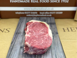 Hepburns Dry Aged Sirloin Steaks - 2x240g-Watts Farms