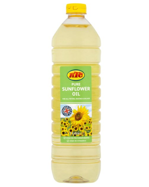 Sunflower Oil - 1ltr-Watts Farms