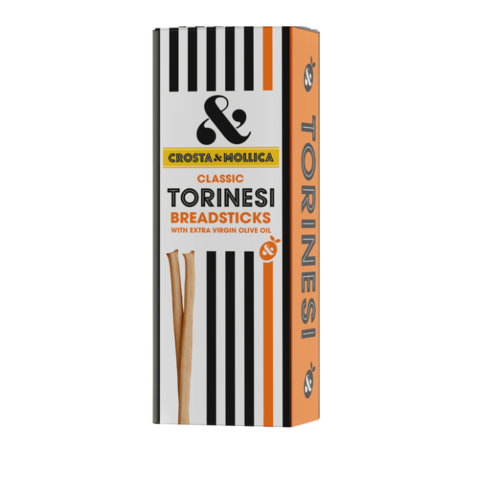 Crosta & Mollica Torinesi Classic Breadsticks - 120g