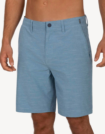 "Hurley Phantom Response 20""  Walkshort Hybrid#color_blue"