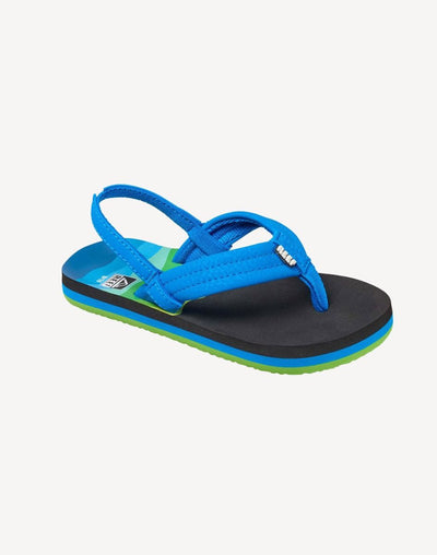 Reef Ahi Youth Sandal#color_blue