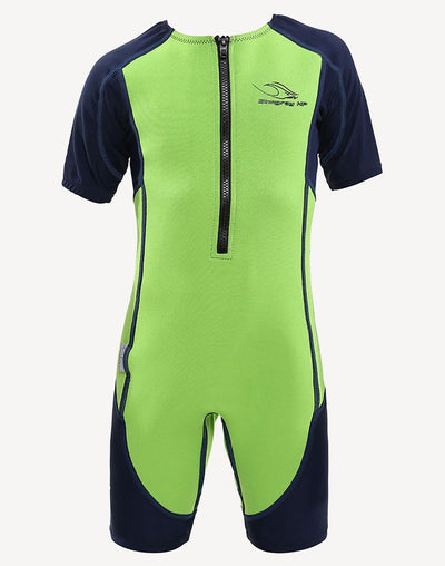 Aqua Lung Stingray Green Thermal Suit#color_green