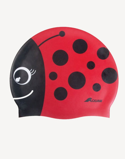 Aquam Silicone Funky Cap#color_red
