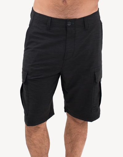 "Billabong Men's Scheme Cargo X 21""  Walkshort#color_black"