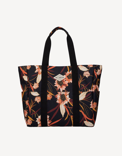 Billabong Totally Totes Beach Bag#color_black