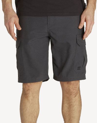 "Billabong Men's New PX Cargo 21""  Walkshort#color_grey"