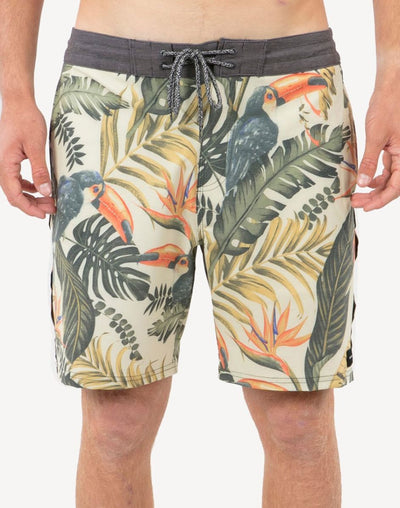 "Ripcurl Men's Barbosa Mirage 18""  Boardshort#color_green"