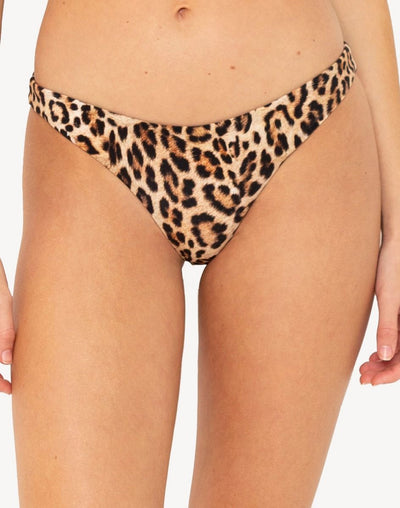 Peixoto Wild One Bella Full Bikini Bottom#color_black