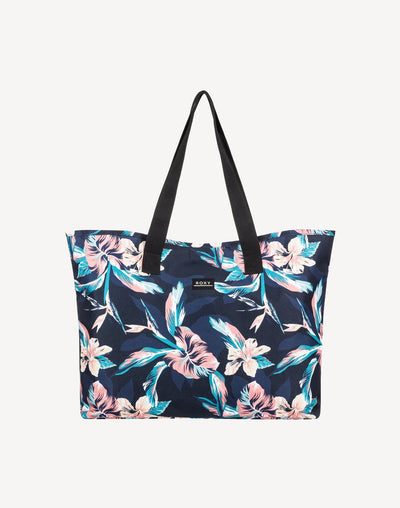 Roxy Wildflower Printed Bag#color_black