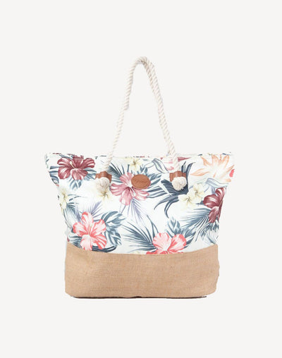 Ripcurl Anini Beach Bag#color_white