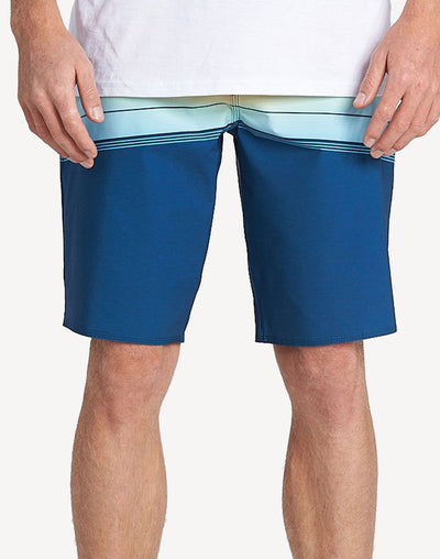 "Billabong Men's North Point Pro 20""  Boardshort#color_blue"