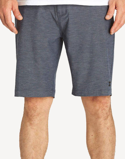 "Billabong Crossfire X 21""  Walkshort#color_navy"