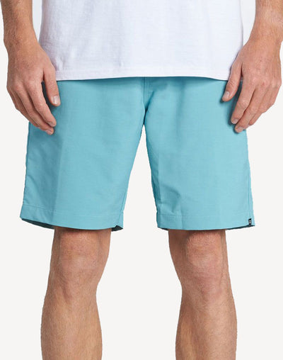 "Billabong Men's Surftrek Wick 20""  Walkshort Hybrid#color_aqua"