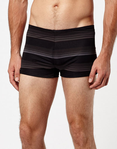 O'Neill Santa Cruz Stripe Square Leg#color_black