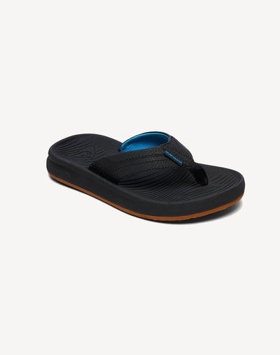 Quiksilver Boy's Oasis Youth Sandal#color_black