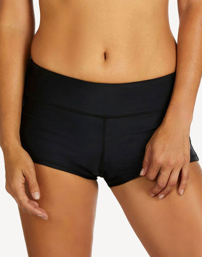 Raisins Solid Surf Short Bottom#color_black