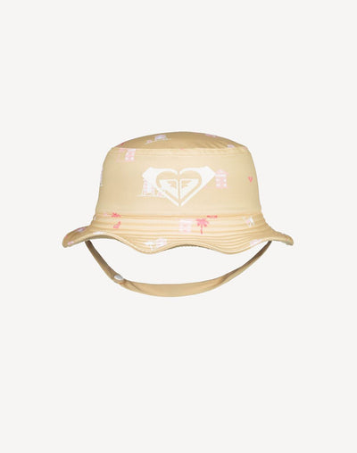 Roxy Girl's Bobby Bucket Hat#color_yellow