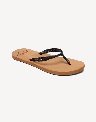 Roxy Women's Costas Sandal#color_black
