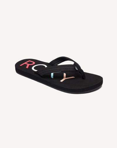 Roxy Women's Vista II Sandal#color_black