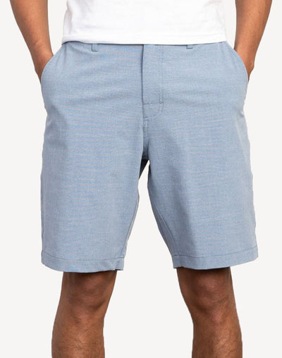 "RVCA Men's Balance 20""  Hybrid Walkshort#color_blue"