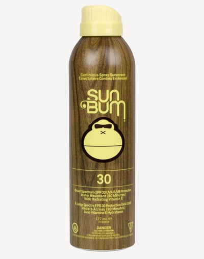 Sun Bum Sunscreen Spray SPF 30#color_black