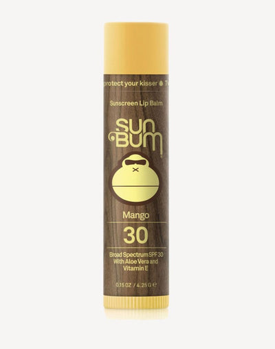 Sun Bum Mango SPF 30 Lip Balm#color_black