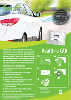 Gelair™ Health-e Car (8 Weeks)