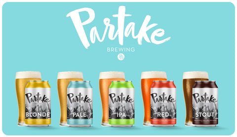 Partake Brewing Gift Card