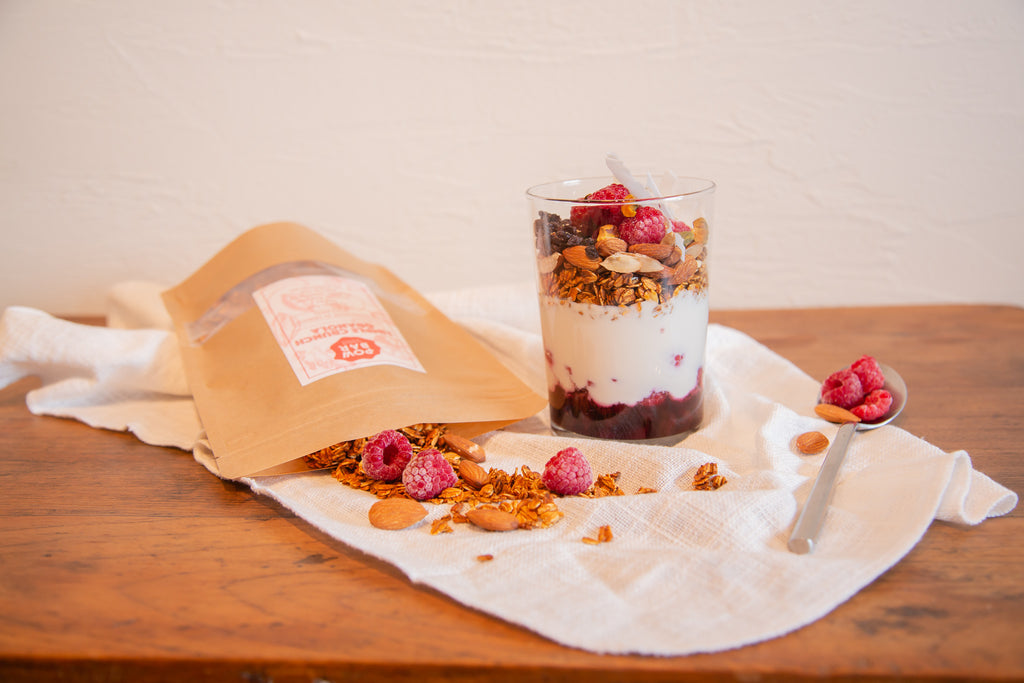 Premium Simple Crunch GRANOLA