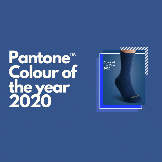 BLUE is the colour to be in 2020 with MAZE