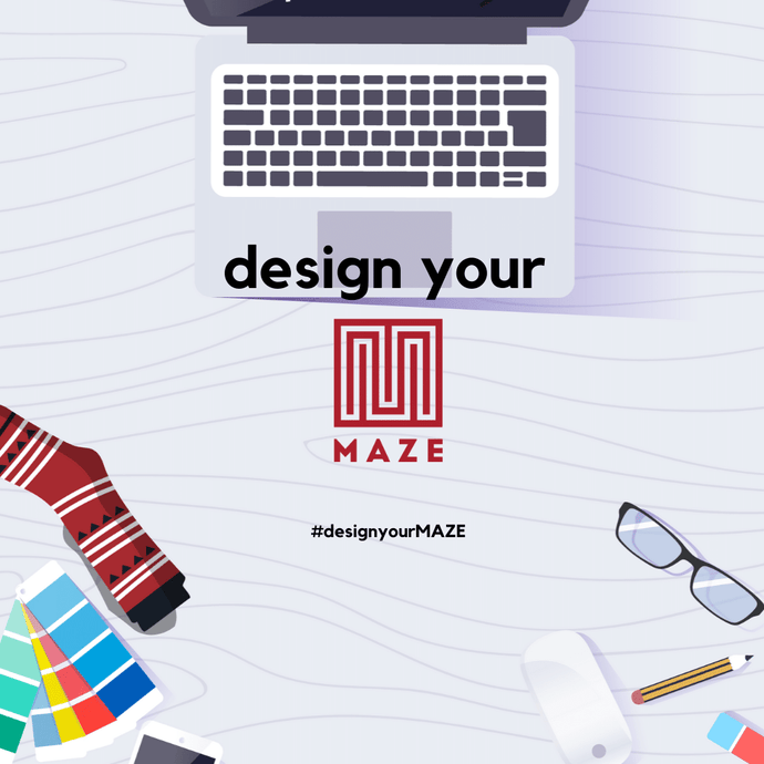 Introducing the 'Design your MAZE' 2020