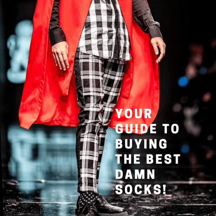 So you want to buy socks? Here's how!