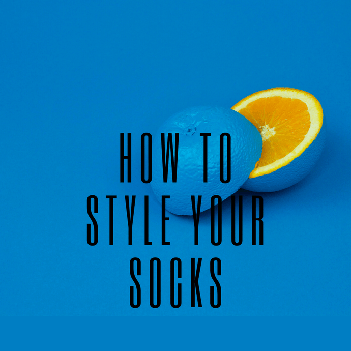 How To Style Your Socks