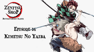 Épisode 16 Demon Slayer