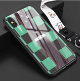 Coque iPhone Demon Slayer Kimono Tanjiro