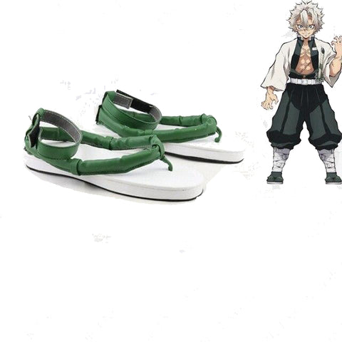 Cosplay Demon Slayer Chaussures Sanemi
