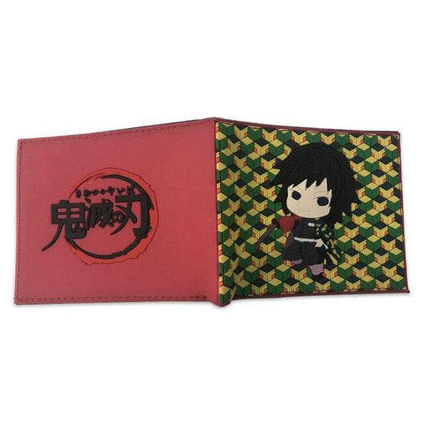 Portefeuille Demon Slayer Giyu Tomioka | Zenitsu Shop