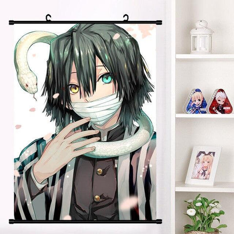 Poster Demon Slayer Kaburamaru | Zenitsu Shop